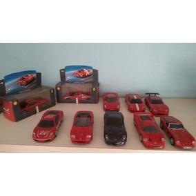 9f754ed136 Kit Coleção Ferrari Hot Wheels Lote Com 9 Carrinhos Raros ...