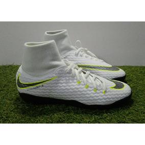 cac8f990debbf Nike Hypervenom Futbol Tacos Tenis Rapido - Tacos y Tenis Blanco de ...