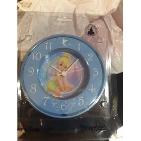 Relógio Sininho Disney De Mesa