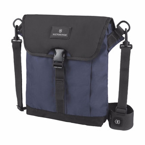 Mochila Victorinox Digitalbag De 10 Flapover Color Azul Cdmx