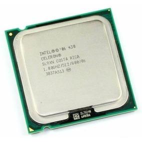 Procesador Intel Celeron 430 1.80 Ghz 512 Mb 800 S775
