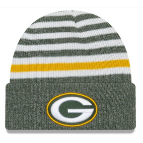 d31a2c278f09c Gorro Frio Beanie Green Bay Packers Nfl New Era