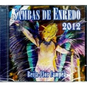 cd sambas enredo 2012 rio janeiro