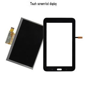 Display Lcd + Tela Touch Galaxy Tab 3 T110 Sm-t110