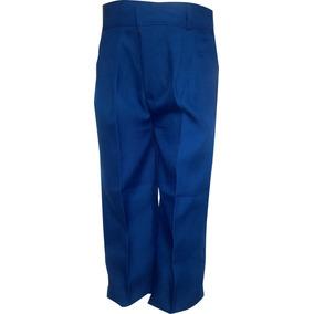 Pantalon Escolar Gris Perla ,gris Oxford, Azul Rey , Blanco