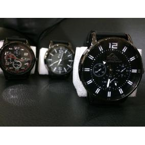 Relógio Masculino Pulseira Silicone Em Estoque