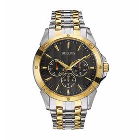 Relógio Bulova Multifunção Masculino Wb21632p