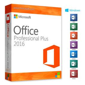 Office 2016 Pro Plus Licença Original Sem Pirataria