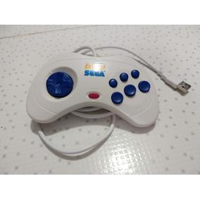 Controle Para Pc Estilo Sega Saturno Play Sega