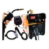Máquina De Solda Inversora P/ Eletrodo E Mig I. Machine 220v