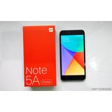 Xiaomi Redmi Note 5a Prime 3gb/32gb 5.5 +capa+película+fone