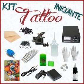 Kit Para Tatuagem Iniciante