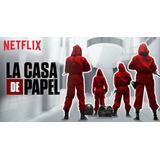 La Casa De Papel Serie Hd En Digital