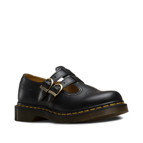 Dr Martens Colombia, 8065 Mary Jane Negro