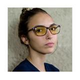 Oculos De Proteção Para Luzes Azuis Emitidas Por Telas Lcd 88d27b621b