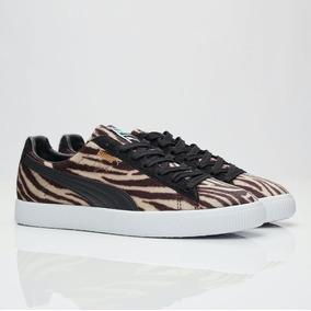 Tênis Puma Clyde Suits Zebra Animal Print Masculino Suede · R  239. 12x R   22. Frete grátis 8ef912511b2ce