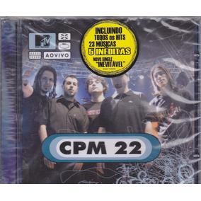 cd cpm 22 mtv ao vivo gratis