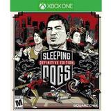 Sleeping Dogs Definitive Edition - Xbox One - Offline