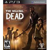 The Walking Dead Game Of The Year Ps3 Nuevo Y Sellado