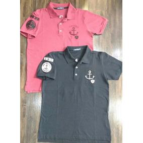 65ed8da1bd5a2 Camisa Polo Nautica - Pólos Manga Curta Masculinas no Mercado Livre ...
