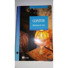 Livro Contos Machado De Assis - L6