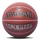 Bola Basquete Spalding Tf-elite 6 Performance Pink Channels
