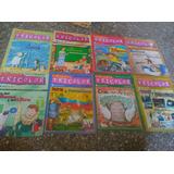 Revistas Cadena Tricolor 42 Tomos Educativos Año 2000-2002