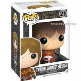 Funko Pop Game Of Thrones Tyrion Lannister 21 Original