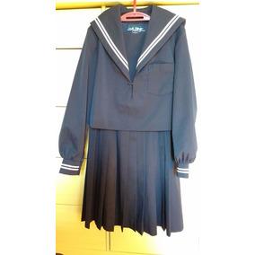 Conjunto Uniforme Colegial Japones - Calçados 5e4e00e42f6e