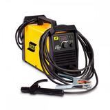 Máquina De Solda Inversora 200a Lhn240i Plus Mono 220v Esab