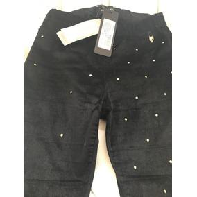 Pantalón Negro De Pana Rapsodia Talle S 5a8e7018bf08