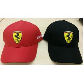 Boné Aba Curva Ferrari Santander Original - Acessórios da Moda no ... f4dc5596dc3