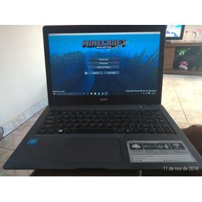Aspire One Cloudbook Com Minecraft Instalado
