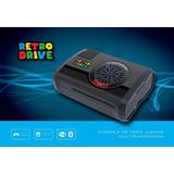 La Mejor Consola De Video Juegos Y Arcades Retrodrive 64gb