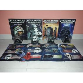 Star Wars Miniaturas Star Wars Capacetes
