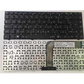 Teclado Positivo Stilo Xci3650 Xc3550 Xc5650 Xc7660 Preto