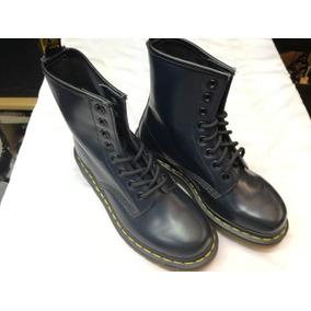 b38831e524c Botas Dr Martens 1460 Azul Marino Navy Originales 8i Hombre ...