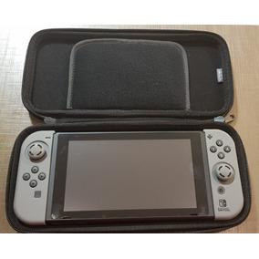 Nintendo Switch 32gb + 2 Jogos + Case + Guards + Película
