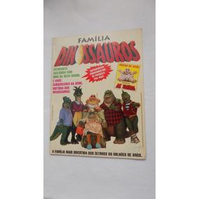 Família Dinossauros - Revista Super Poster Baby Raridade