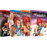 Dvd Thundercats - Serie Completa, 20 Discos, 130 Episódios