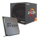 Procesador Amd Ryzen 7 2700x 2da Gen 8 Nucleos 4.3 Ghz Rgb