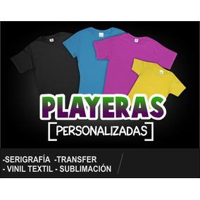 Playera Pesonalizada Cumpleaños