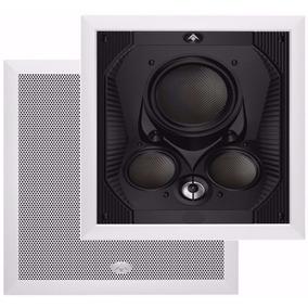 Caixa Acústica Angulada Absolute Acoustics Lcr8i (un)