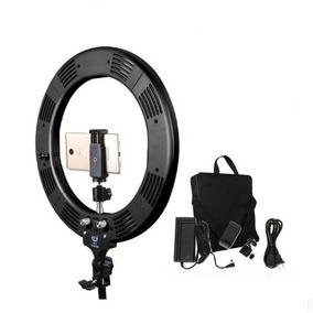 Ring Light Make Studio Salão Maquiagem 600 Leds 16 Pol 55w