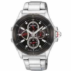 e7dbf25b6f6 Relogio Seiko Elite Kinetic 5m62a - Relógios no Mercado Livre Brasil