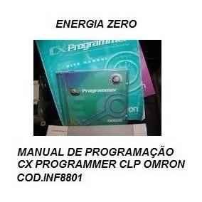 Cx Programmer V2.0 Clps Omron - Manual E Cd