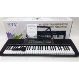 Teclado Organo Musical Piano Electrico 61 Teclas + Fuente