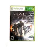 Halo Reach Xbox 360