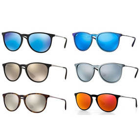 Oculos Rayban Erika Masculino Espelhado De Sol - Óculos no Mercado ... dce4d5cb13
