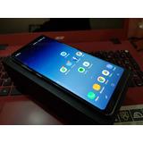 Galaxy Note 8 128gb Gris Telcel Detalle Pantalla Con Funda